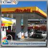 プレハブスペース格子ガソリンスタンドの構築