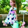 Reizendes Luftblasen-Form-Mädchen-verursachendes Kleid für Kinder