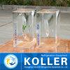 200kg/Day dei blocchi di ghiaccio trasparenti con nuova tecnologia