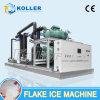 Machine de générateur de glace d'éclaille de Koller pour la grande capacité (50 tonnes par jour)