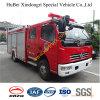 4ton de Vrachtwagen Euro4 van de Brand van het Schuim van Dongfeng Dfa1110sj11d3