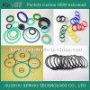 De hete Verbindingen van de O-ring van het Silicone van de Verkoop Rubber voor het Verzegelen Gebruik
