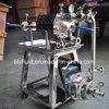 Filtro inoxidable industrial del marco de acero de la venta caliente
