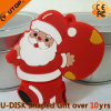 Promoção Gift Christmas Santa Claus USB Flash Drive (YT-Santa)