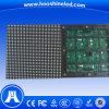 Muestra móvil a todo color al aire libre del acoplado LED de la operación fácil P6 SMD3535