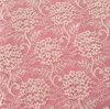 Tissu de lacet de prix usine de qualité pour Madame Dress (avec la conformité d'oeko-tex)