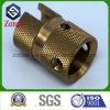 Точность малого количества филировала части подвергли механической обработке CNC, котор латунные