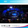 Tela video do diodo emissor de luz do estágio P4 Rental interno para eventos do casamento
