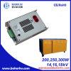 HV 공기 정화 200W 전력 공급 CF04B를 예약했다