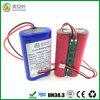 3.7V het Pak van de 5200mAh1s2p Batterij