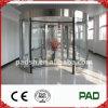Porta girevole automatica di lusso (2-Wing) per costruzione commerciale