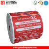 Paper termal Roll con Printed Brand Logo