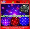 Círculo-Tipo iluminação de cintilação de 20 Gobos do disco do laser