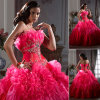 Quinceanera veste-se (SO-1001)