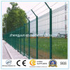 O PVC revestiu a cerca do engranzamento prendido/painéis soldados da cerca de fio (o fabricante)