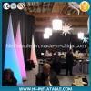 2015 Hete Verkopende Decoratieve Opblaasbare Kegel 0006 met LEIDEN Licht