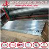Prezzo galvanizzato ondulato tuffato caldo del tetto del metallo Z100