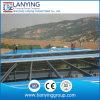 Edificios ligeros de la estructura de acero hechos de la estructura de acero ligera