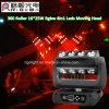 Più nuovo 360 indicatore luminoso capo mobile del rullo 16*25W RGBA 4in1LED per la fase del DJ del locale notturno