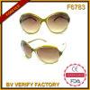 Neue Produkte in den Markt-Italien-Entwurfs-Cer-Form-Sonnenbrillen