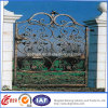 Jardin décoratif Safety Wrought Iron Gate (dhgate-32)