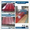 Prepainted PPGL лист трапецоидального Galvalume Corrugated стальной для крыши