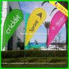 屋外の昇進のフラグの帆上陸海岸表示旗の安い広告のフラグの旗