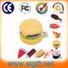 Diseñado por encargo PVC USB Open- Diseño USB Stick de dibujos animados de Alimentos