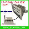 15W de Schijnwerper van LED met Sensor (Lt.-fl001-15AS)