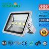 Bestes des Verkaufs-100W industrielles LED Stromversorgung Bridgelux Flut-des Licht-500W Meanwell industrielles kühles im Freien LED Flutlicht des Weiß-200W