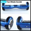 Scooter de reste d'individu de rouleaux de pneus du scooter 2 intelligents de panneau de dérive grand