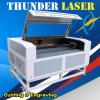 CNC Low Laser Cutter Price und Laser Engraver auf Fabric