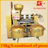 Macchina per estrazione unita di vendita calda dell'olio di cotone Yzlxq120