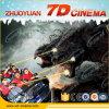 Galleria Exciting 7D Cinema Simulator di Commerical