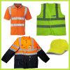 Оптовая фабрика одежд безопасности хлопка высокого качества 100 (F236)