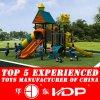 Im Freien neuestes Ansammlungs-Kind-Park-Spielplatz-Plättchen des Landhaus-HD2014 (HD14-092C)