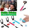 De nieuwe Mobiele Stok Monopod, Selfie Monopod van Bluetooth Selfie van de Telefoon