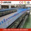 Máquina de rellenar plástica del agua de botella/empaquetadora