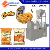 Máquina friável da produção de Cheetos Nik Naks Kurkure da venda quente