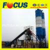 O PLC controla a planta de mistura 60m3/H concreta misturada pronta automática
