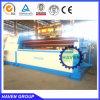 Machine de roulement hydraulique universelle de plaque de quatre rouleaux W12S-25X2500
