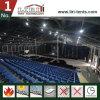 Tente en aluminium de chapiteau de structure de PVC pour 2500 personnes