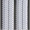 Шнурок S0017 ресницы новой конструкции Nylon