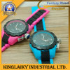 Hot promotionnel Selling Gadget Silicon Watch pour Gift (KW-010)