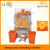 Oranje Trekker Juicer de Van uitstekende kwaliteit van het roestvrij staal