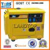 Generador diesel refrigerado de las tapas (5000)