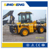 Верхнее XCMG Wz30-25 3ton 4WD Industrial Backhoe Wheel Loader