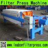 Presse de filtre hydraulique de condition de travail de qualité