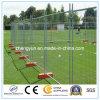 Aufbau-Sicherheitszaun, temporärer Zaun, Ineinander greifen-Panel, Zaun-Panel