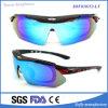 Dos vidros permutáveis da lente dos esportes óculos de sol de ciclagem ocasionais